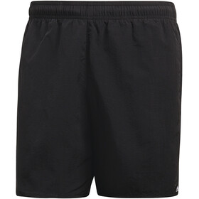 adidas Solid Beach Shorts Men Black